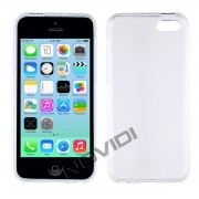 Capa TPU para Apple iPhone 5C - Cor Transparente