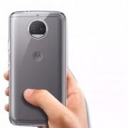 Capa Anti Impacto para Motorola Moto G5S (5.2) - Transparente
