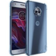 Capa Anti Impacto para Motorola Moto X4 - Azul