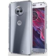 Capa Anti Impacto para Motorola Moto X4 - Transparente