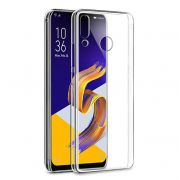 Capa Anti Impacto + Película de Vidro 3d para Azus Zenfone 5 ZS620KL - Preta