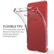 Capa Anti Impacto + Película Hidrogel Flexivel 5D Bordas Pretas Zenfone 4 Selfie-ZD553kl