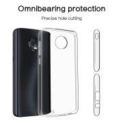 Capa Anti Impacto TPU para Motorola Moto G6 transparente