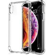 Capa Case Shell + Película 3d iphone XS Max - Preta