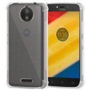Capa Fusion Shell Anti-impacto Motorola Moto C Plus Transparente