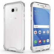 Capa Fusion Shell Anti-Impacto para Galaxy A5 2017 - Transparente
