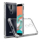 Capa Fusion Shell + Película Vidro Bordas 3d Zenfone 5 Selfie ZC600KL - Preta