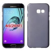 Capa TPU Grafite + Película de Vidro Temperado para Samsung Galaxy A5 2017
