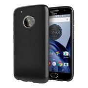 Capa Tpu para Motorola Moto G5  - Grafite