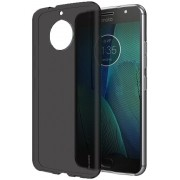 Capa TPU para Motorola Moto G5S Plus (5.5) - Grafite