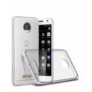 Capa TPU Transparente + Película Nano Flex 5D para Motorola Moto Z2 Play Xt1710