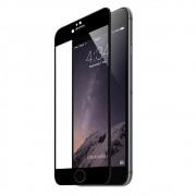 Película de Fibra de Carbono à Prova Impacto para iPhone 7 (4.7) - Bordas Preta