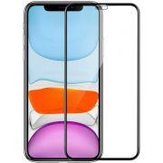Película De Vidro Bordas 3d Iphone 11 - Preta