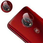 Película De Vidro Câmera Motorola Moto G7 / G7 Plus