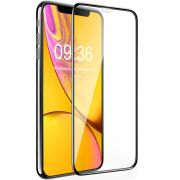 Película iPhone XR Vidro 3D 9h Apple Top - Preta