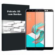 Película Vidro Bordas 3d Zenfone 5 Selfie ZC600KL - Preta