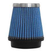 Filtro de Ar Esportivo Rs Air Filter Cônico 62mm Azul
