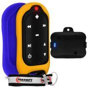 Controle Longa Distância Taramps Easy Control EC1 600M Azul Amarelo