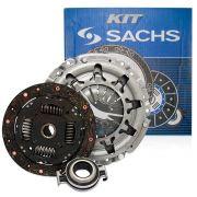 Kit Embreagem 174 Estrias Fiat Fiorino 1.0 1.3 Prêmio 1.5 Uno 1.3 Mille 1.0 K6573