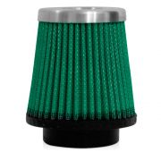 Filtro de Ar Esportivo Rs Air Filter Cônico 52mm Verde