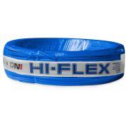 Fio Flexível para Instalação Automotiva Dni Hi-Flex 1,50 mm 100 Metros Azul