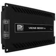 Módulo Amplificador Banda Viking 5000 1 Canal 5000W Rms 2 Ohms