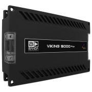 Módulo Amplificador Banda Viking 7000 1 Canal 7000W Rms 2 Ohms