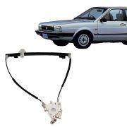 Máquina de Vidro Elétrico Ford Versailles Royale 1991 a 1996 Vw Santana 2 Portas Quantum 4 Portas 1984 a 1996 Lado Direito sem Motor