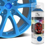 Spray de Envelopamento Líquido Multilaser 400 ml Azul Florescente