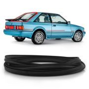 Borracha do Vidro Traseiro Vigia Ford Escort STD até 1992