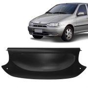 Tampão Traseiro Bagagito Porta Mala Fiat Palio 2 ou 4 Portas 1996 a 2003 Plástico Preto