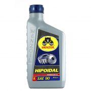 Óleo para Transmissão e Câmbio Menzoil Hipoidal EP SAE 90 API GL4 1 Litro