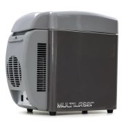 Mini Geladeira Multilaser Portátil Termoelétrica 12V 7 Litros