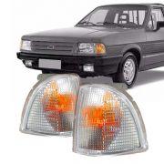 Lanterna Dianteira Pisca Ford Corcel Scala Belina Pampa Del Rey 1985 em Diante Cristal Lado Esquerdo