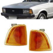 Lanterna Dianteira Pisca Ford Corcel Belina Del Rey Pampa 1985 em Diante Lado Esquerdo