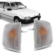Lanterna Dianteira Pisca Ford Escort 1993 a 1996 Cristal Lado Esquerdo