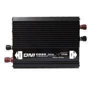 Inversor de Voltagem Dni 500W 24V para 12V Conversor Caminhão Carro