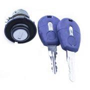 Cilindro do Porta Malas Fiat Palio 1996 a 2004 4 Portas com Chave