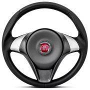 Volante Esportivo Fiat Palio Siena Strada 1996 a 2013 Idea Punto 2005 a 2013 Uno Fiorino Doblo 2002 a 2013 Stilo 2002 a 2010 Brava 1999 a 2003 Marea 1998 a 2007