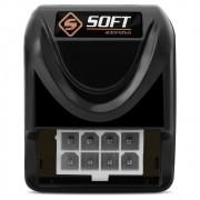 Rele Auxiliar Eletrônico Soft RE10 Universal Acionamento Via Alarme