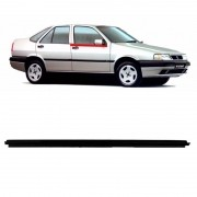 Pestana Externa do Vidro Fiat Tempra Tipo 4 Portas Dianteiro Esquerdo