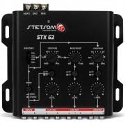 Crossover Stetsom STX62 2 Canais 3 Vias Mono ou Stereo
