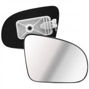 Lente com Base do Espelho Retrovisor Direito Corsa 1995 a 2003