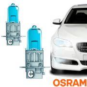 Lâmpada Osram H3 12V 55w Cool Blue Par