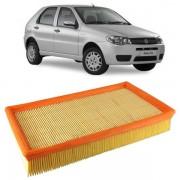 Filtro do Ar do Motor Fiat Idea 2005 em diante Flex Palio 1996 a 2005 Siena 1997 a 2006 Strada 1998 a 2004