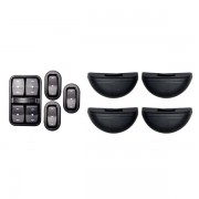 Kit Máquina de Vidro Elétrico Dianteiro Hyundai HB20 4 Portas - Sensorizado
