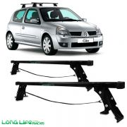 Rack Travessa Renault Clio Hatch Sedan 4 Portas RCL-4 60 Kg