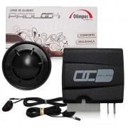 Alarme Automotivo Olimpus Padlok Keyless para Carros com Chaveador Original