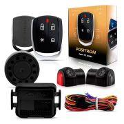 Alarme Automotivo Pósitron PX360BT Universal Presença Bloqueio e Desbloqueio pelo Celular Via Bluetooth Android ou IOS