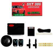 Alarme Automotivo Sistec STX986 + Trava Elétrica 2 Portas